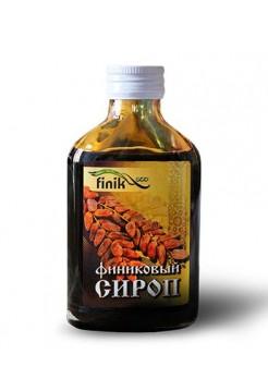 Натуральный сироп EcoFinik для укрепления иммунитета.