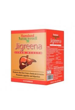 Jigreena— капсулы для очищения печени