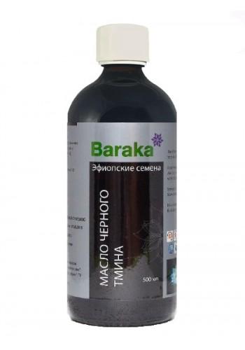 Масло черного тмина Барака 500мл