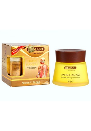 Мазь от боли в мышцах Dahn Hanzal