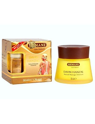 Мазь от боли в мышцах Dahn Hanzal 50мл