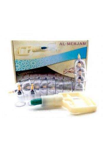 Аппарат для хиджамы Al Mehjam 12 банок